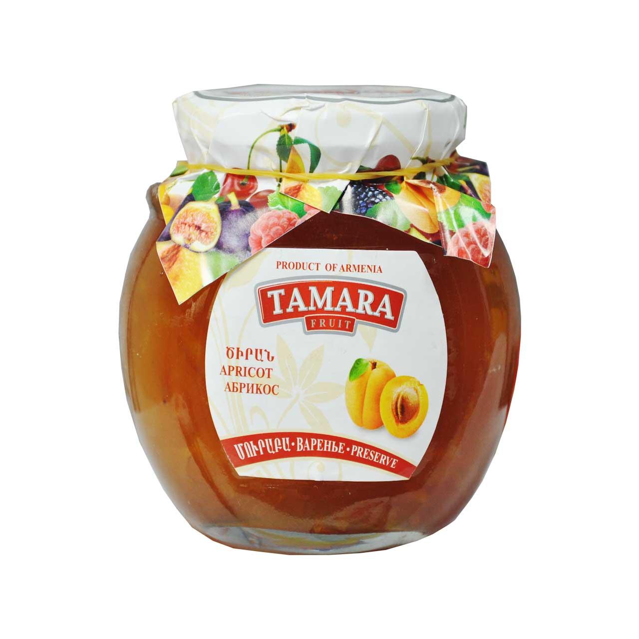 مربا زردآلو تامارا – Tamara