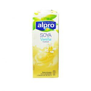شیر سویا وانیلی