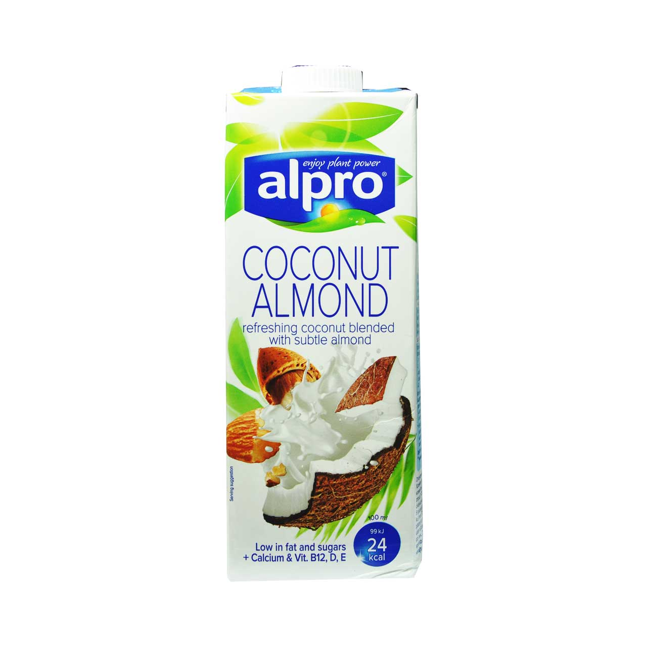 شیر بادام و نارگیل آلپرو – alpro