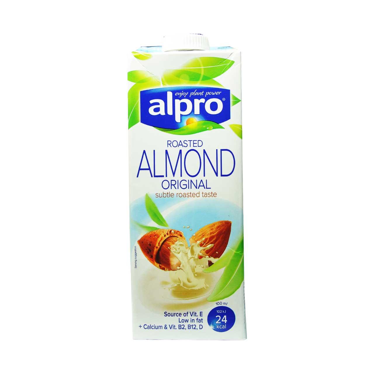 شیر بادام آلپرو – alpro