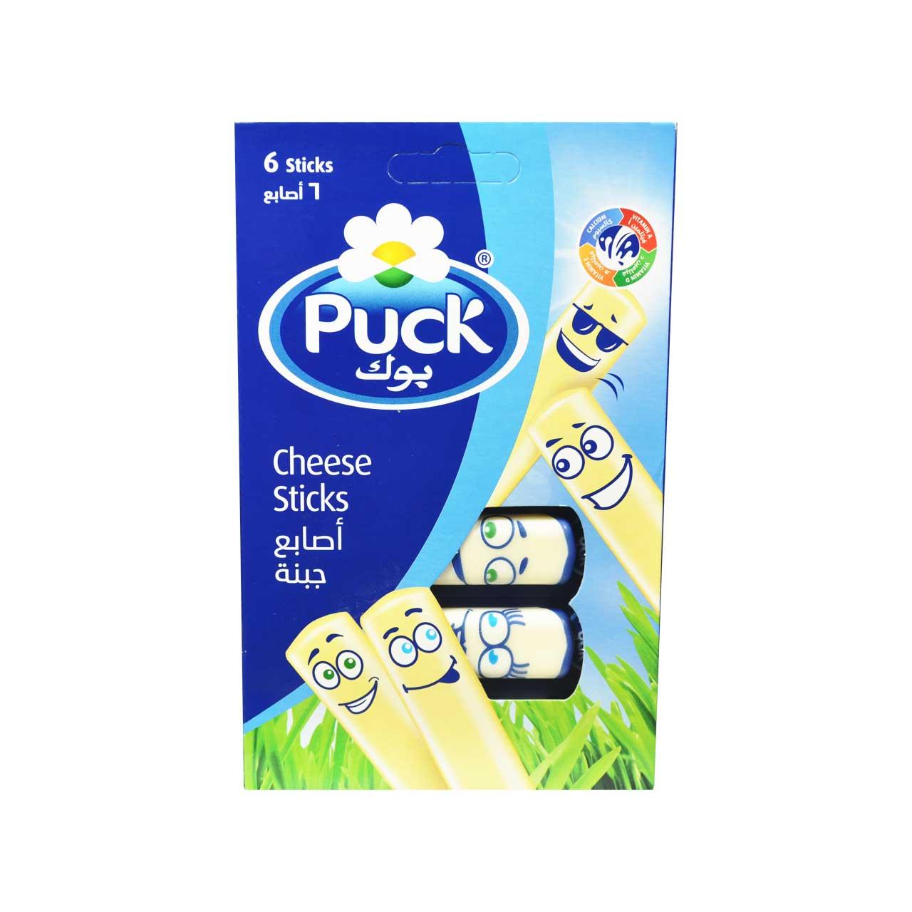 پنیر کودک پوک ۶ عددی – puck