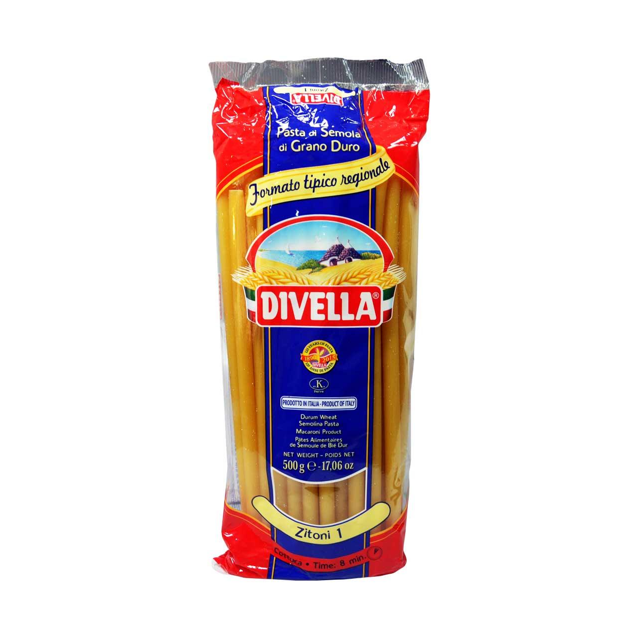 اسپاگتی زیتونی دیولا – divella
