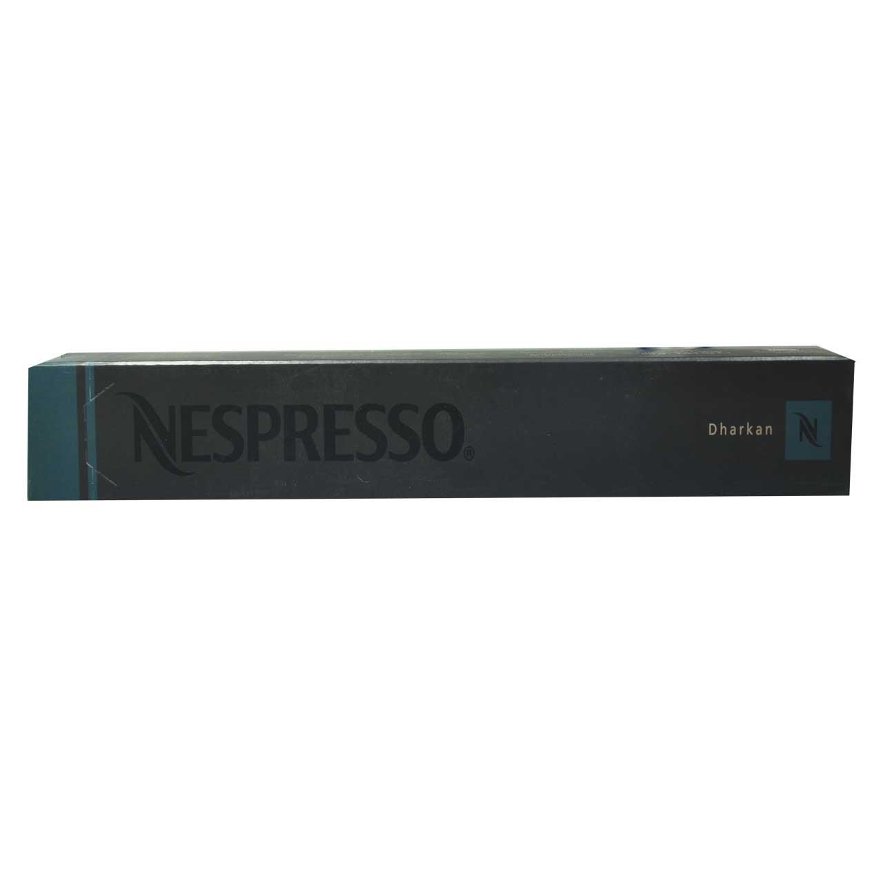 کپسول قهوه نسپرسو ۱۰ عددی Dharkan