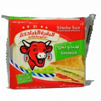 پنیر ورقه ای ساندویچ