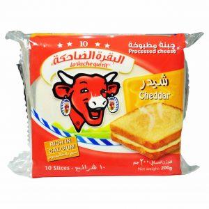 پنیر ورقه ای چدار