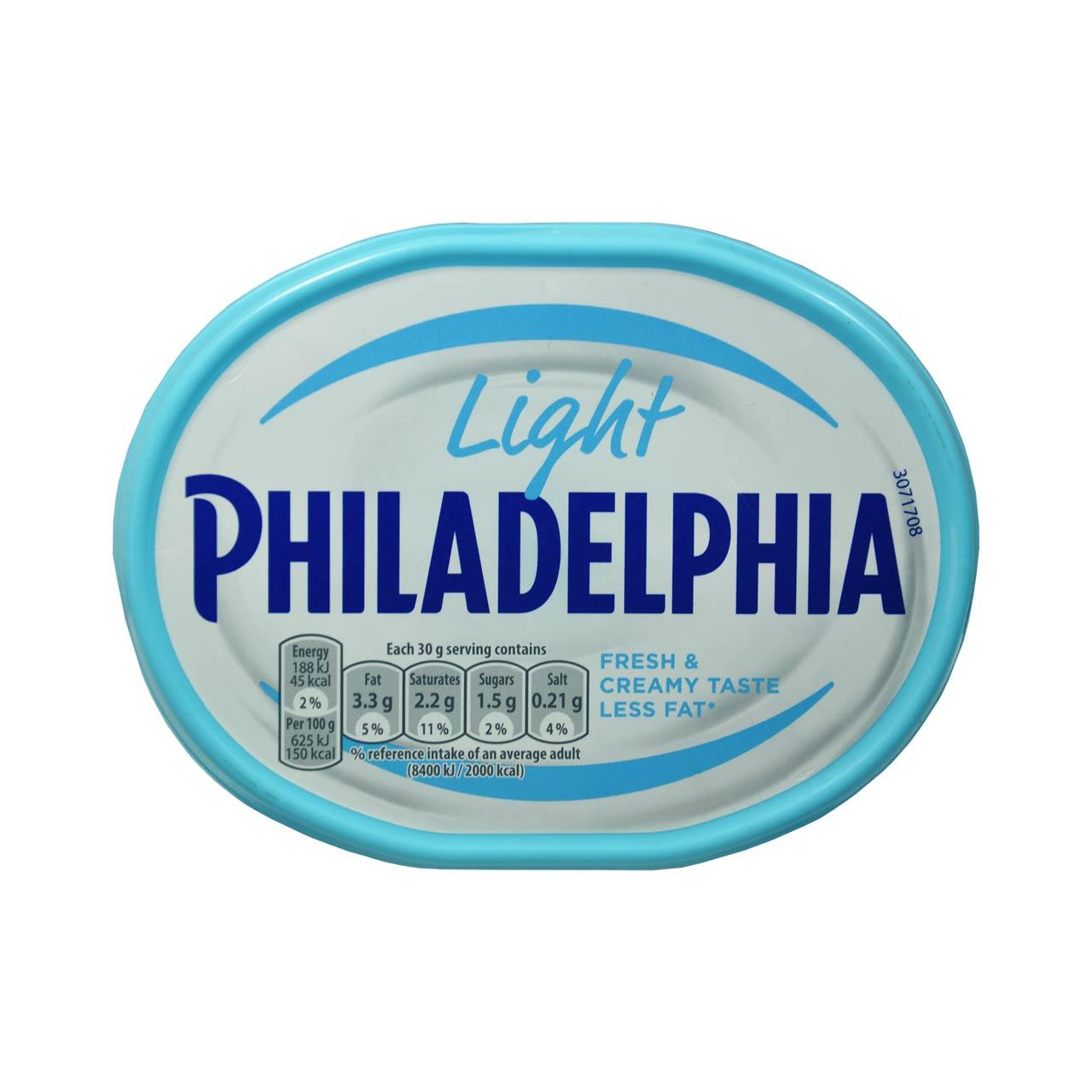 پنیر فیلادلفیا لایت – philadelphia