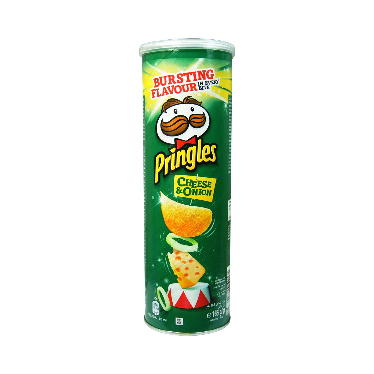 چیپس پیاز و پنیری پرینگلز – pringles