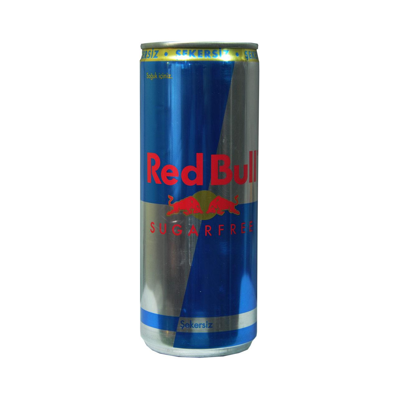 نوشیدنی ردبول بدون شکر – red bull