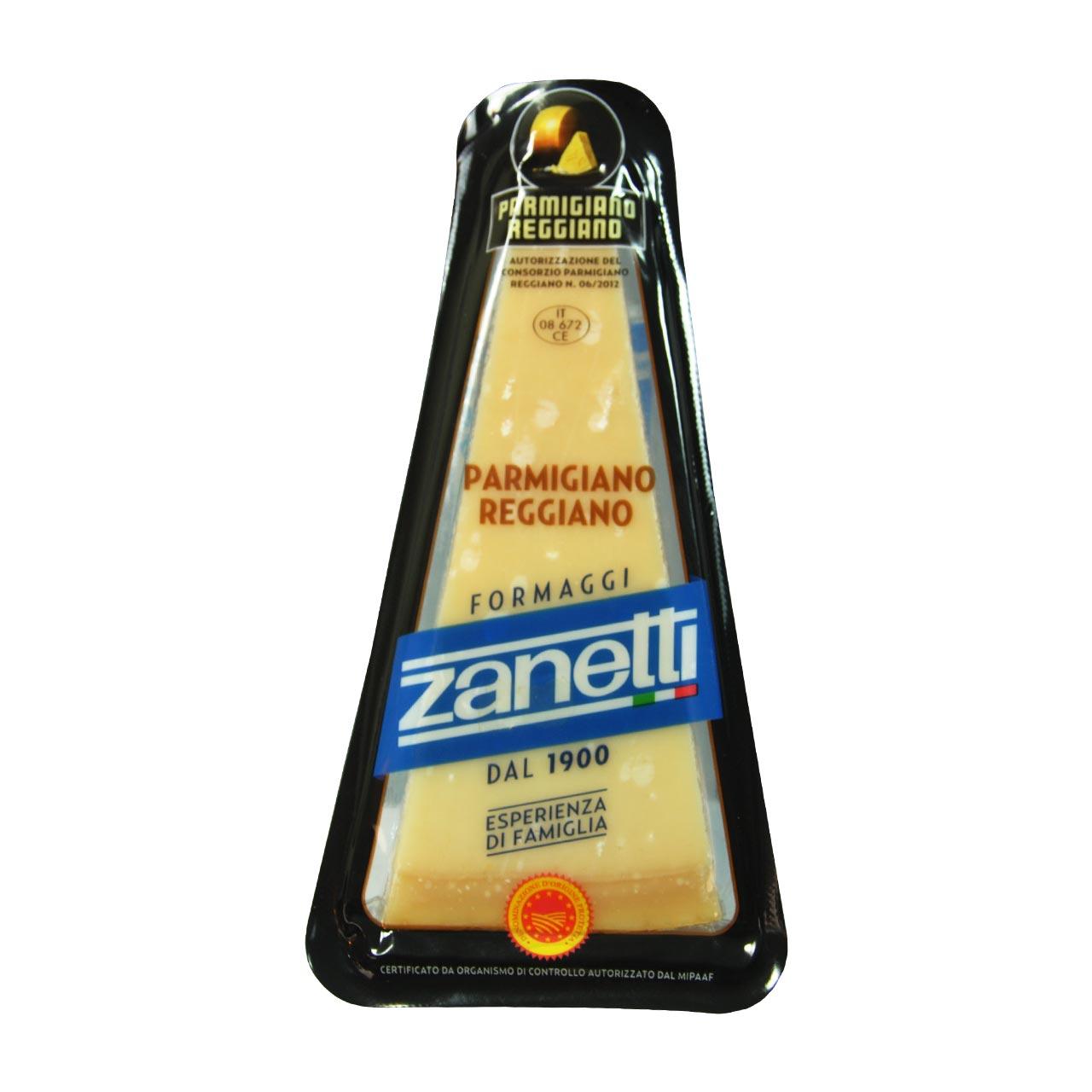 پنیر پارمزان زانتی – zanetti