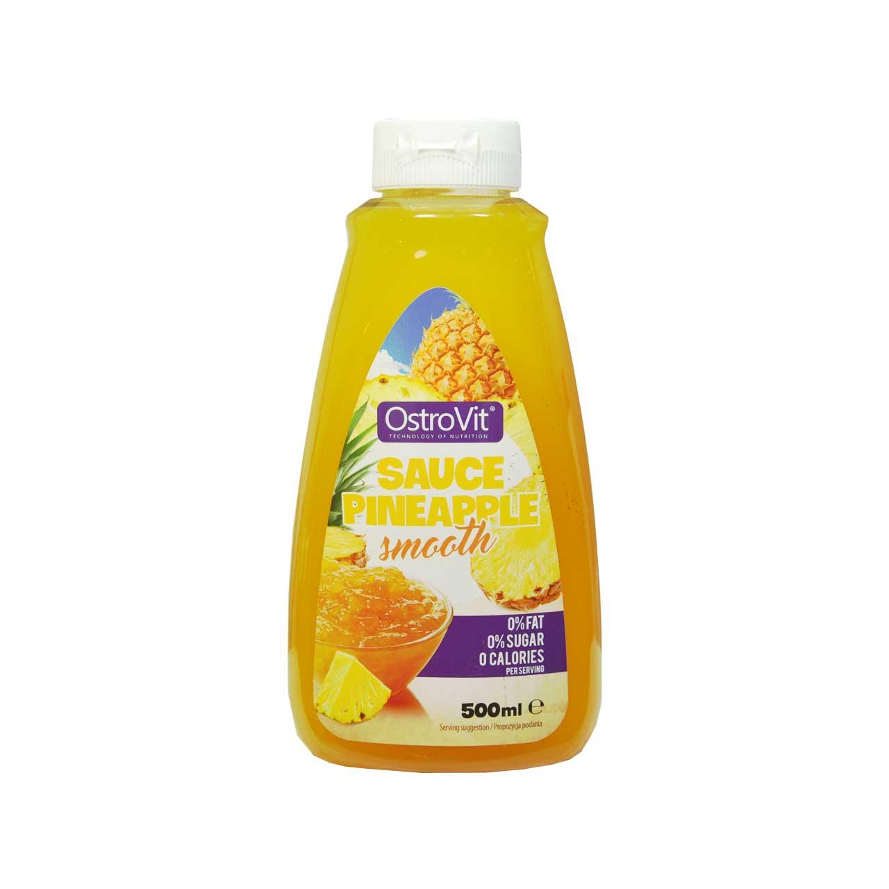 سس آناناس بدون شکر اوسترا ویت – ostrovit