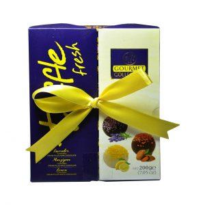 شکلات ترافل کادئیی