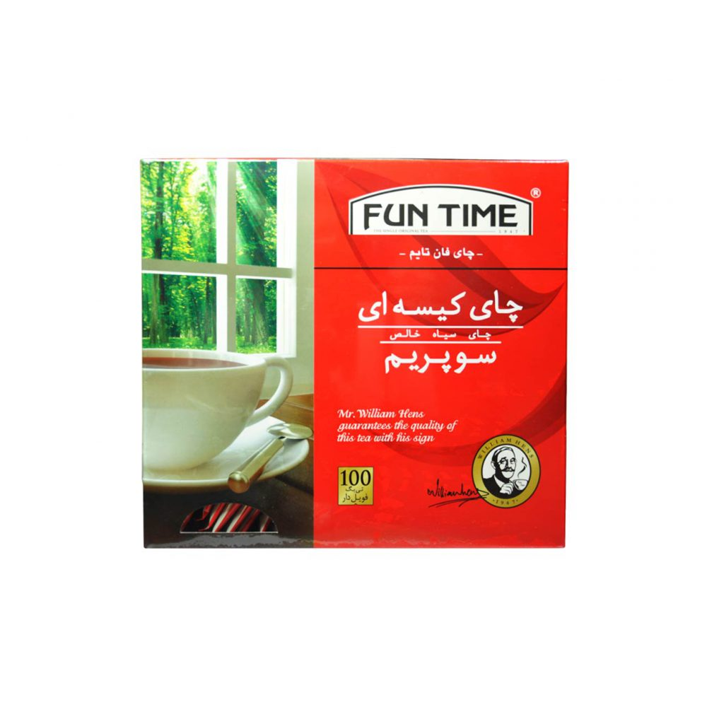 چای تی بگ فان تایم