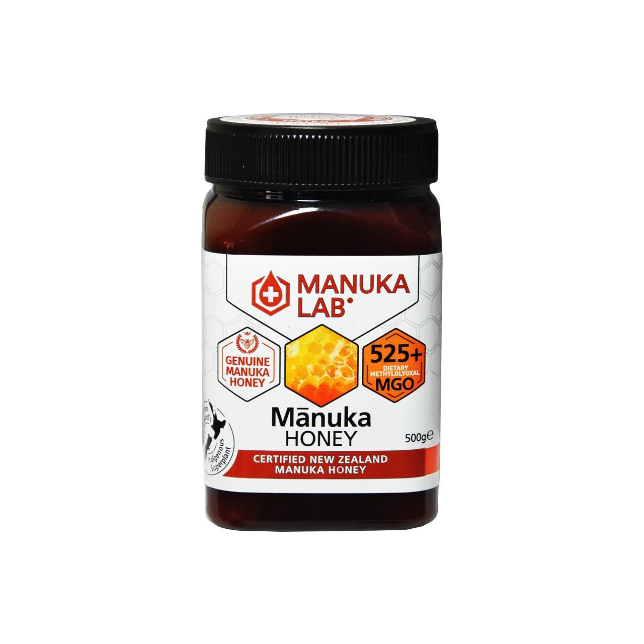 عسل مانوکا +۵۲۵ MGO