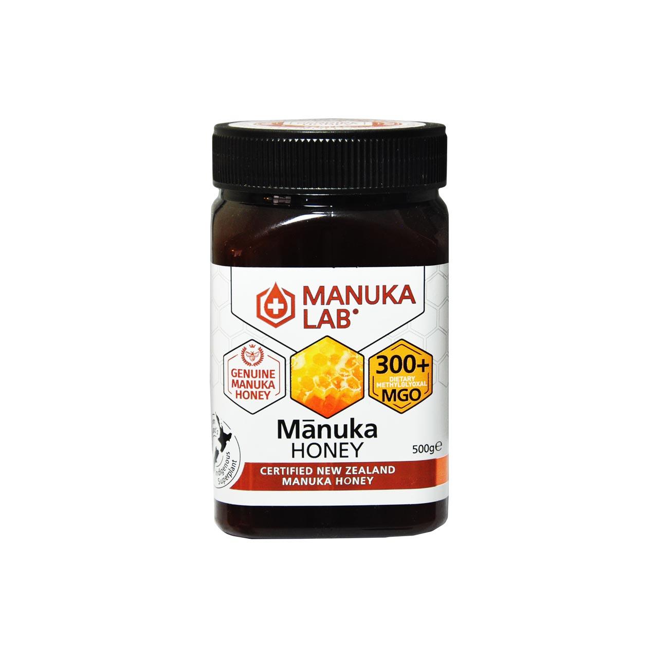عسل مانوکا +۳۰۰ MGO