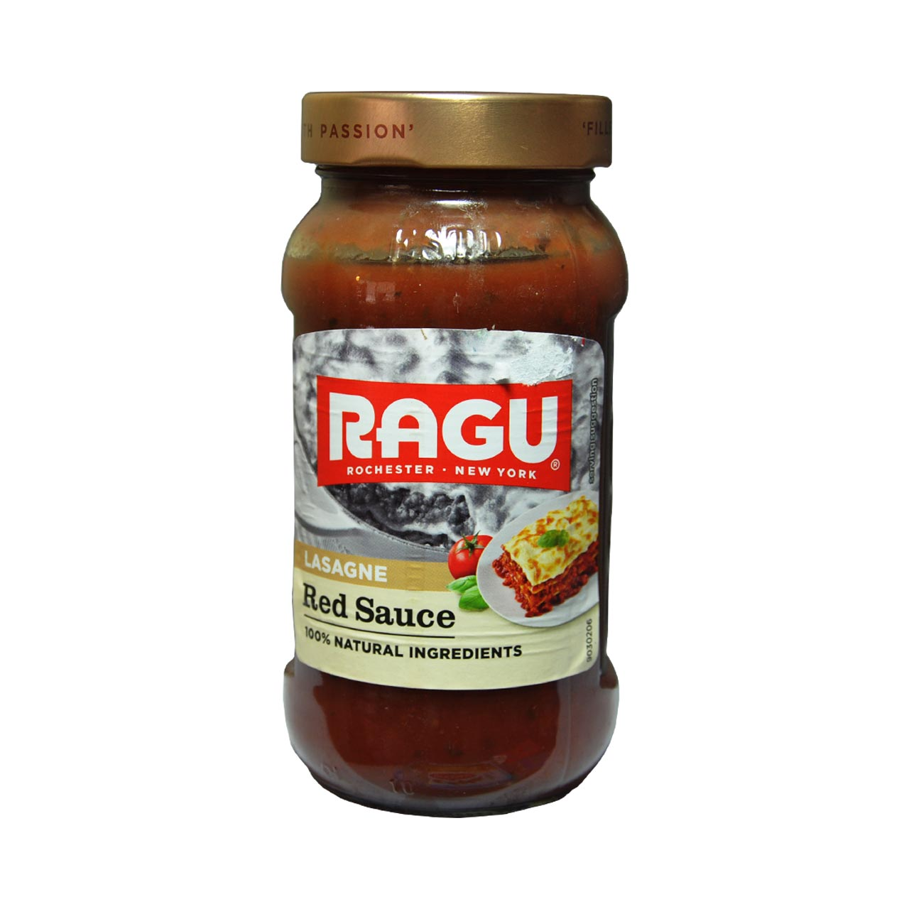 سس قرمز راگو – ragu