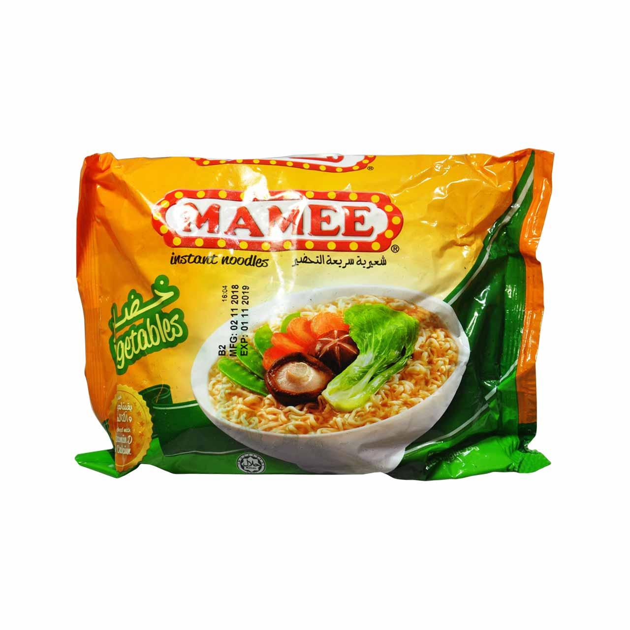 نودل سبزيجات مامی – mamee