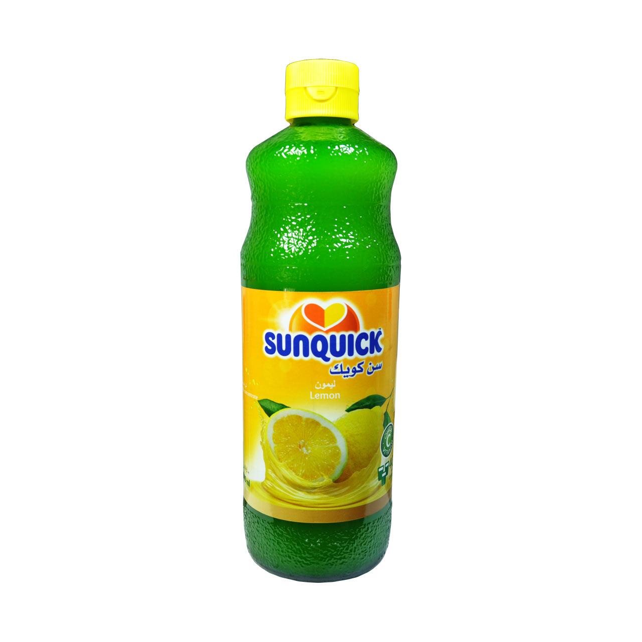 شربت لیمو سن کوییک – sunquick