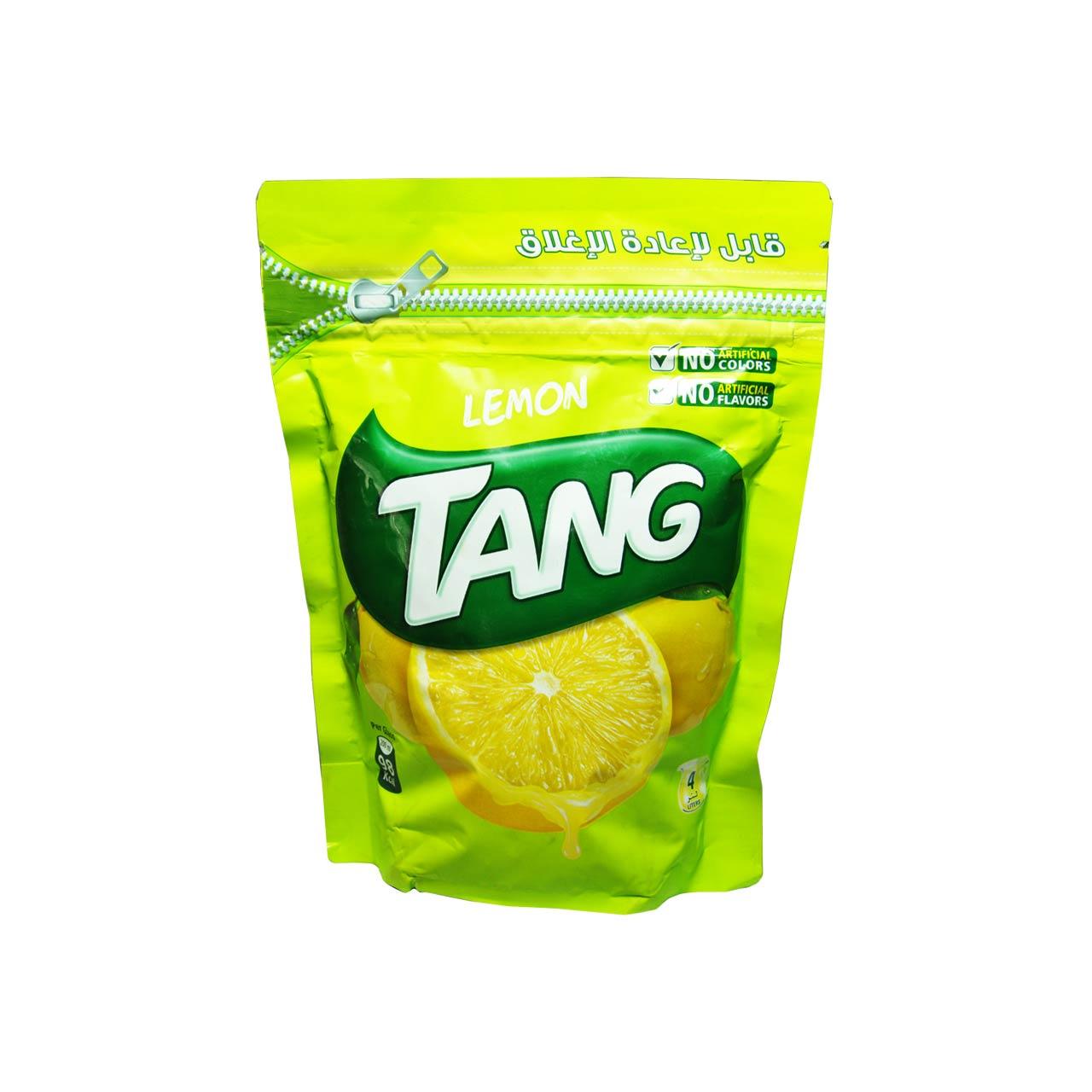 پودر شربت لیمو تانگ – TANG