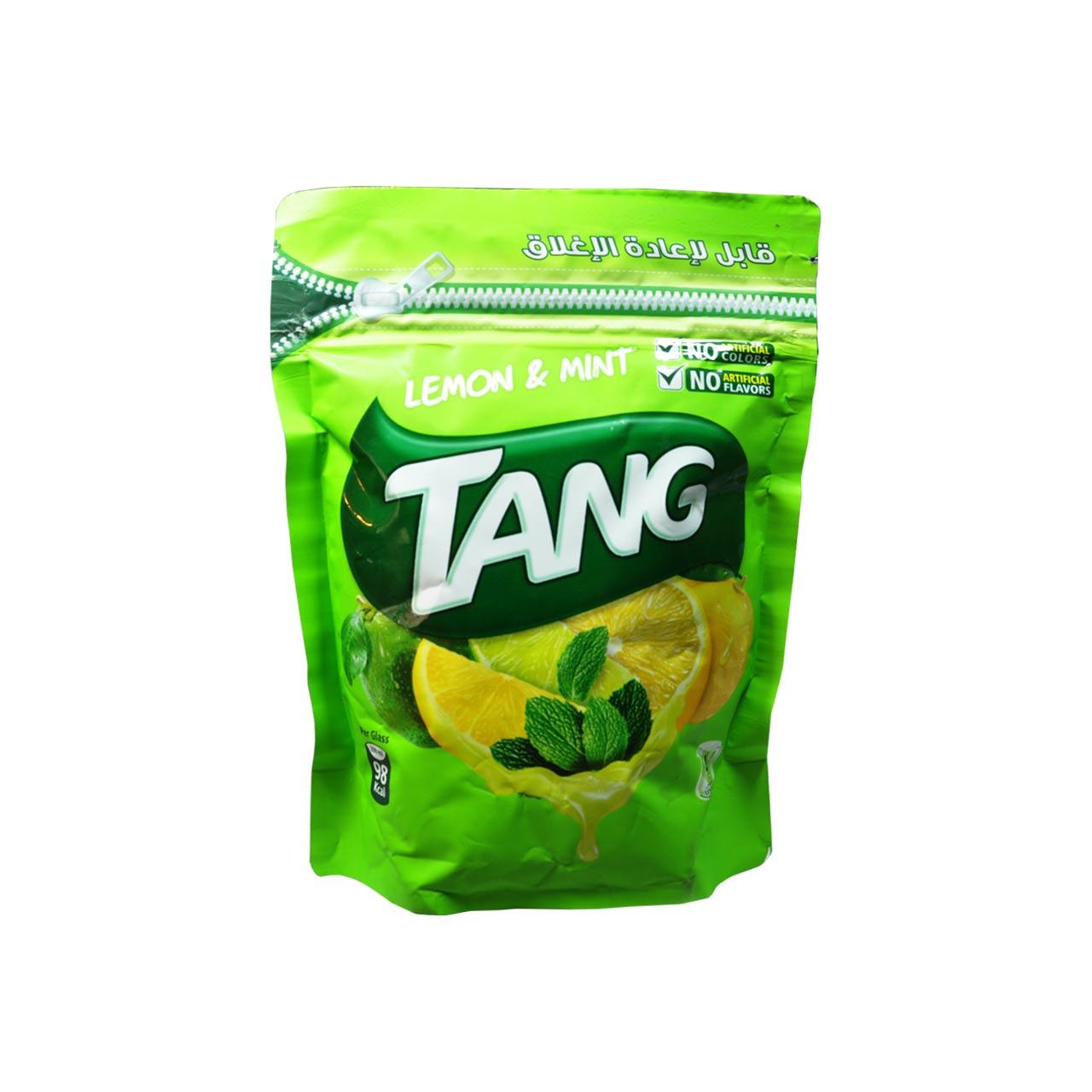 پودر شربت لیمو و نعنا تانگ – TANG