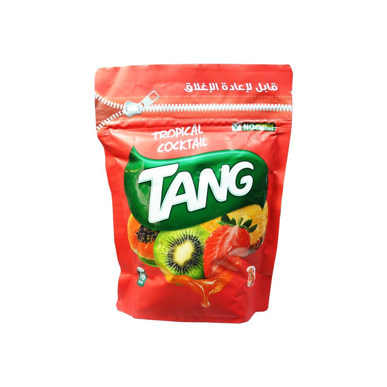 پودر شربت استوایی تانگ – TANG