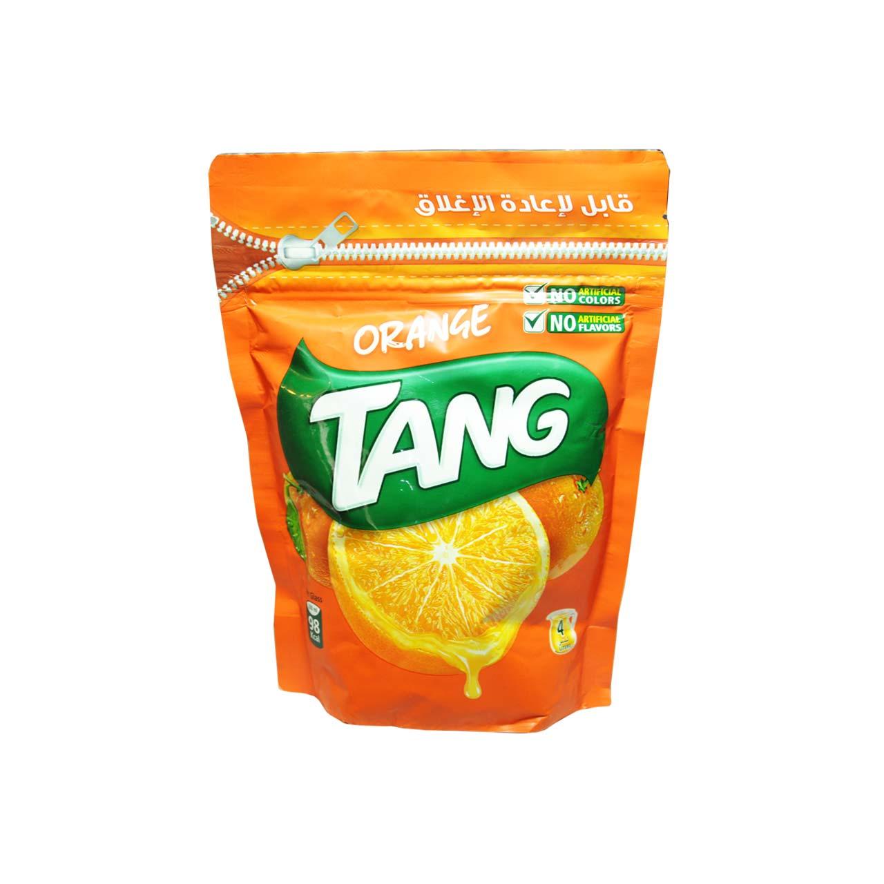 پودر شربت پرتقال تانگ – TANG