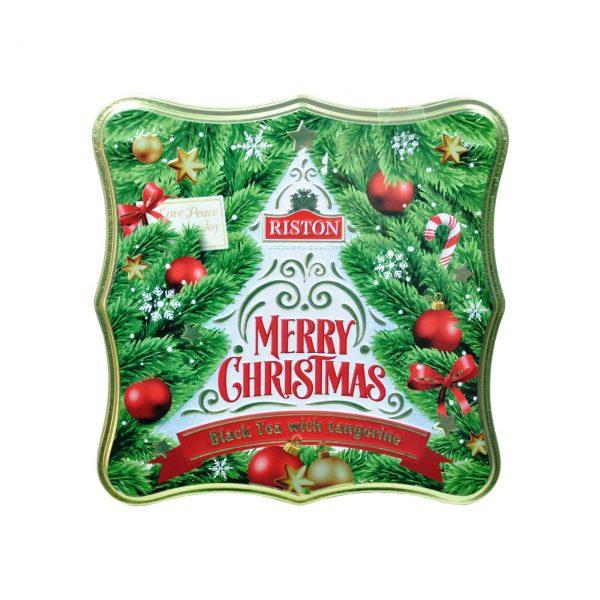 چای ریستون با نارنگی مری کریسمس