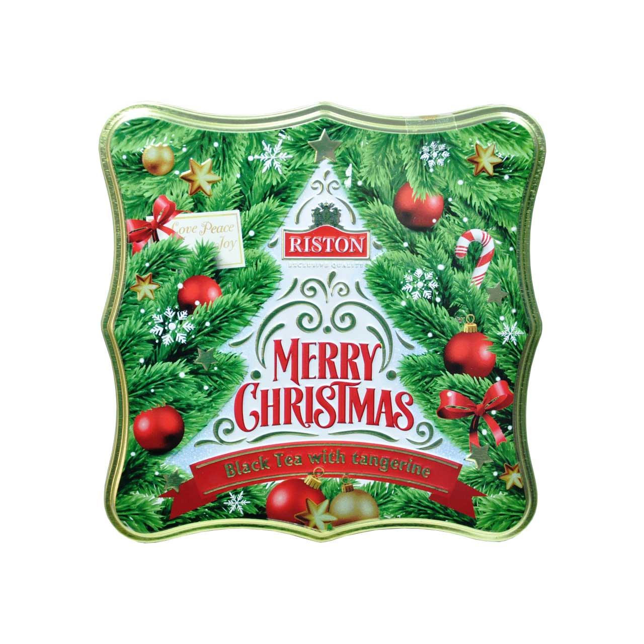 چای سیاه با نارنگی مری کریسمس ریستون – riston