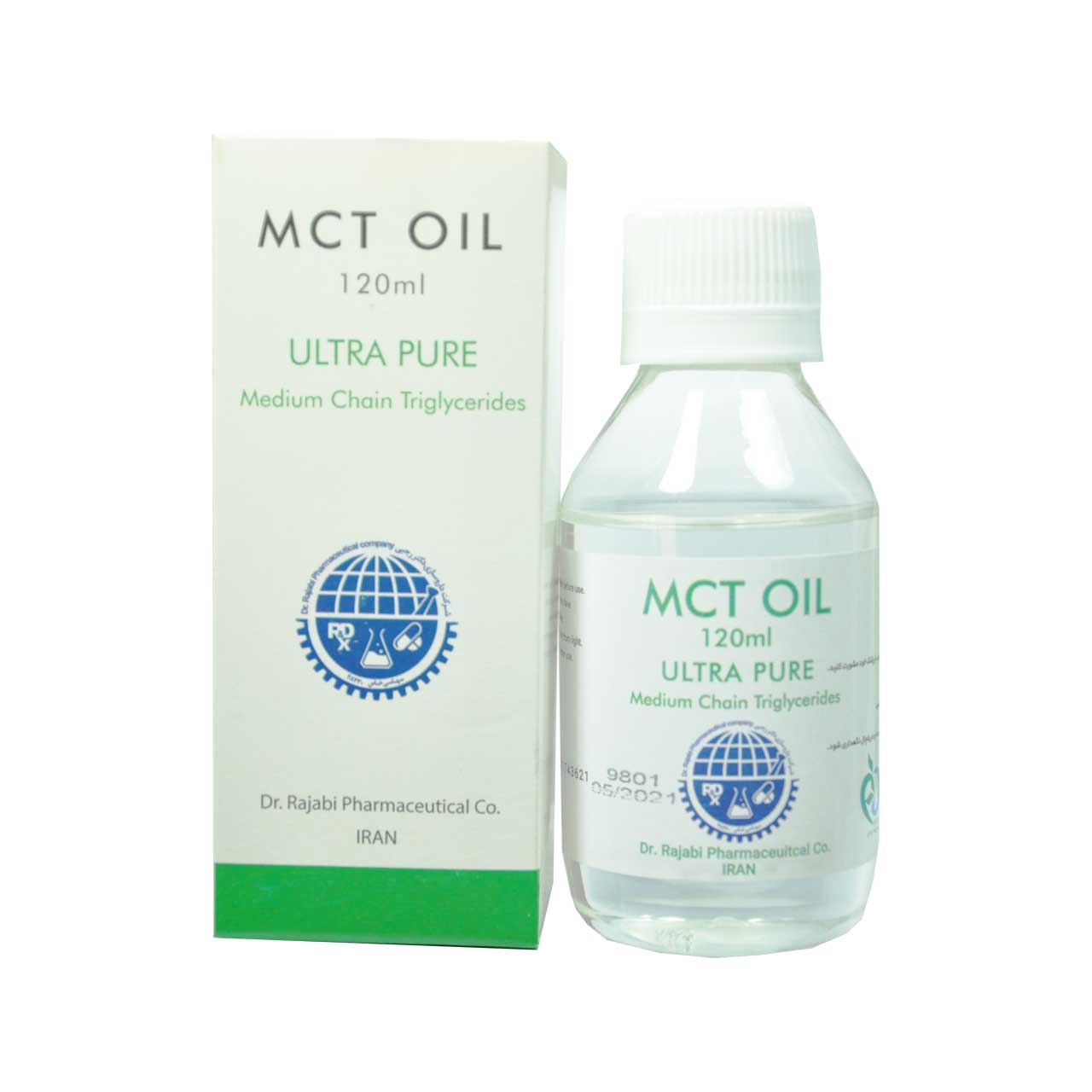 روغن ام سی تی ( ام سی تی اویل ) mct oil