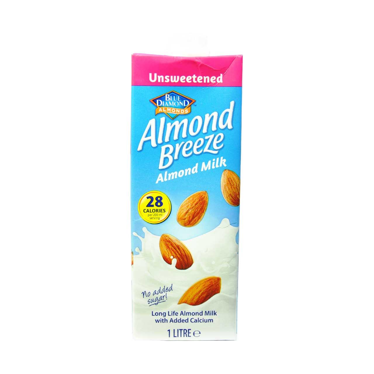 تصویر شیر بادام بدون شکر آلپرو