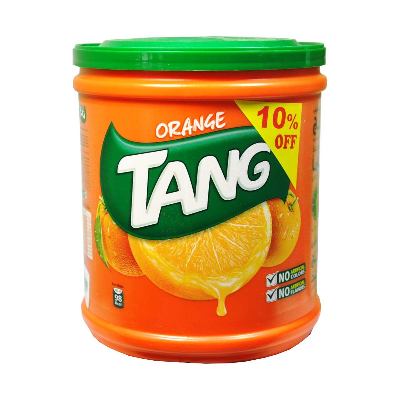پورد شربت پرتقال تانگ ۲٫۵ کیلویی – TANG