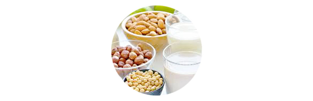شیر بادام بدون شکر آلپرو