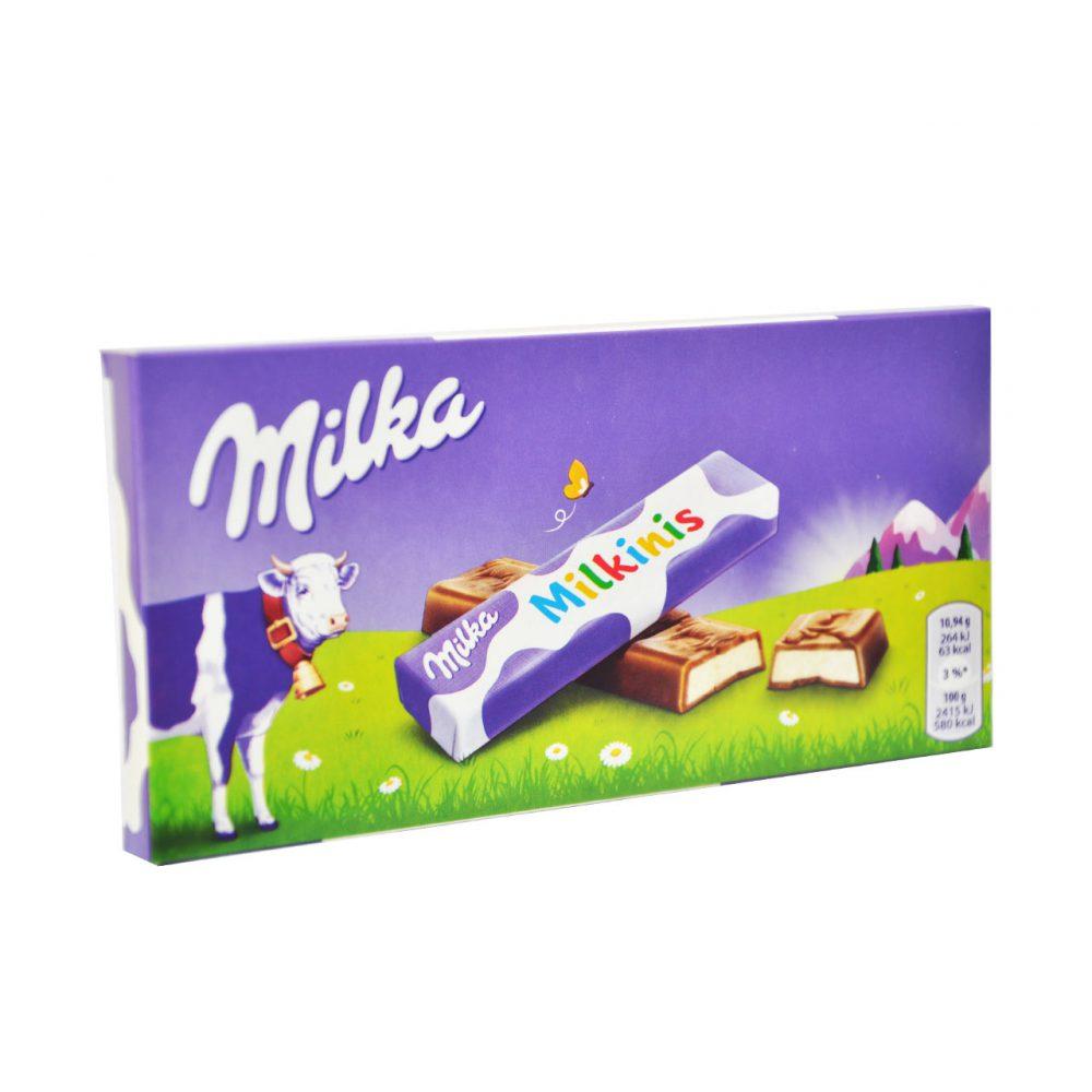 شکلات میلی کینیز