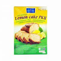 پودر کیک لیمویی