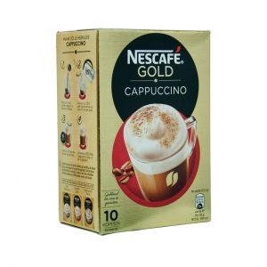 قهوه فوری کاپوچینو گلد