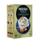 قهوه فوری کاپوچینو بدون کافئین گلد نسکافه – Nescafe