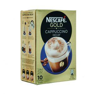 قهوه فوری کاپوچینو بدون کافئین