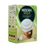 قهوه فوری گلد لاته نارگیلی نسکافه – Nescafe
