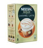 قهوه فوری لاته کاراملی گلد نسکافه – Nescafe