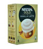 قهوه فوری گلد لاته وانیلی نسکافه – Nescafe