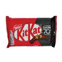 شکلات 70 درصد تلخ کیت کت