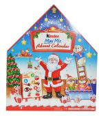 پکیج شکلات مینی میکس و جورچین کریسمس کیندر – kinder