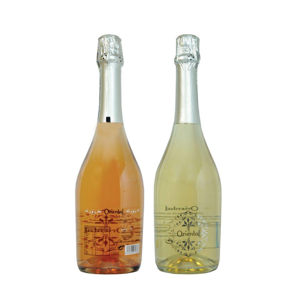 شامپاین بدون الکی