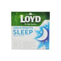 دمنوش خواب لوید