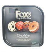 بیسکوییت میکس شکلاتی فوکس – fox's