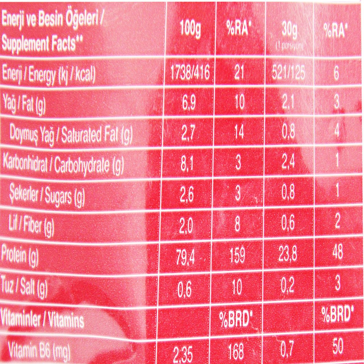پودر پروتئین بدون شکر