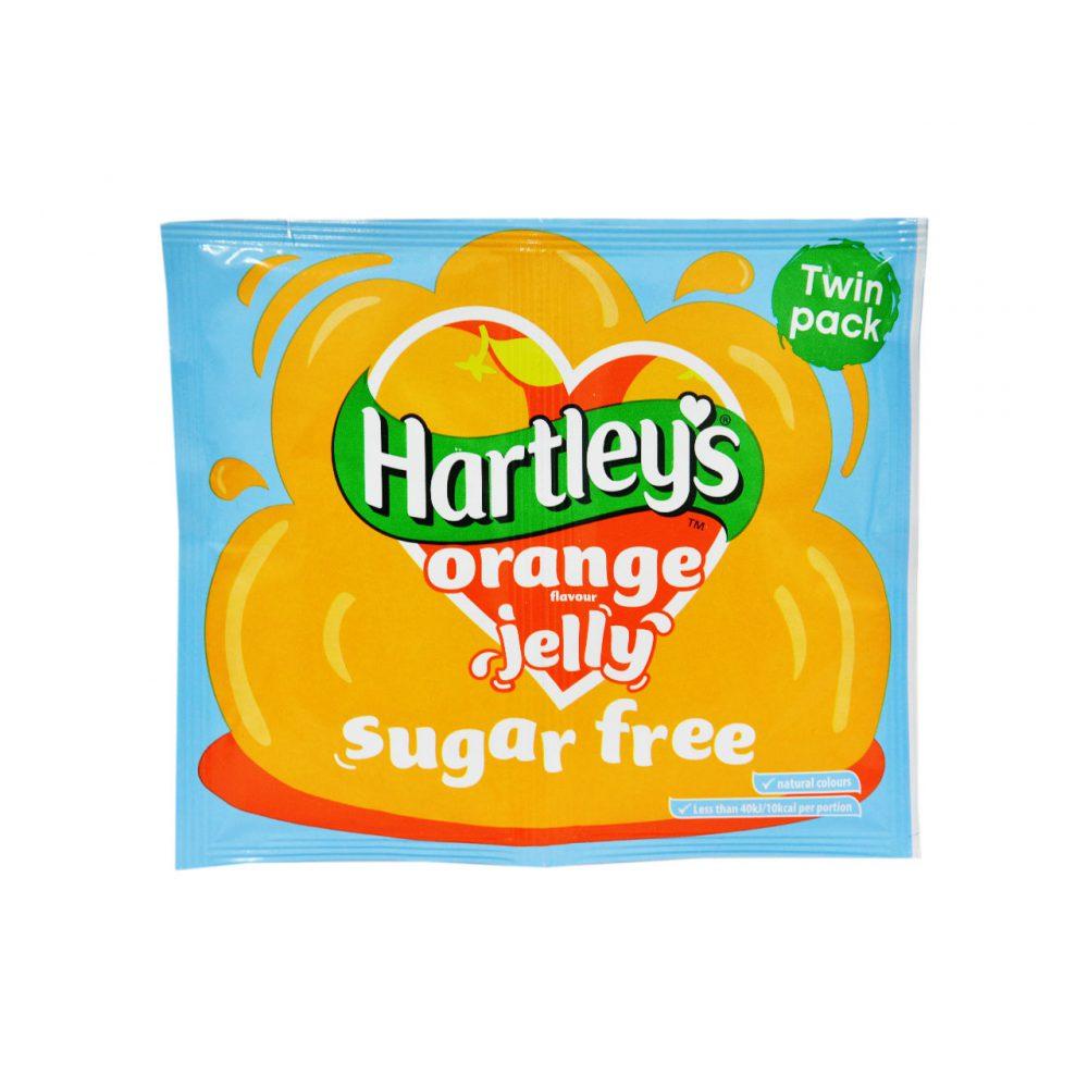 پودر ژله پرتقالی