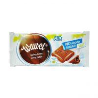 شکلات شیری بدون شکر افزودنی