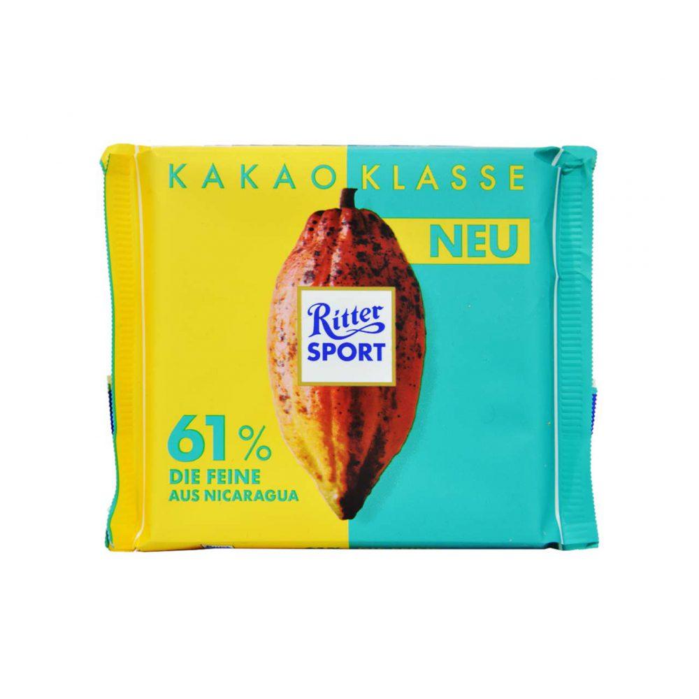 شکلات تلخ نیکاراگوئه