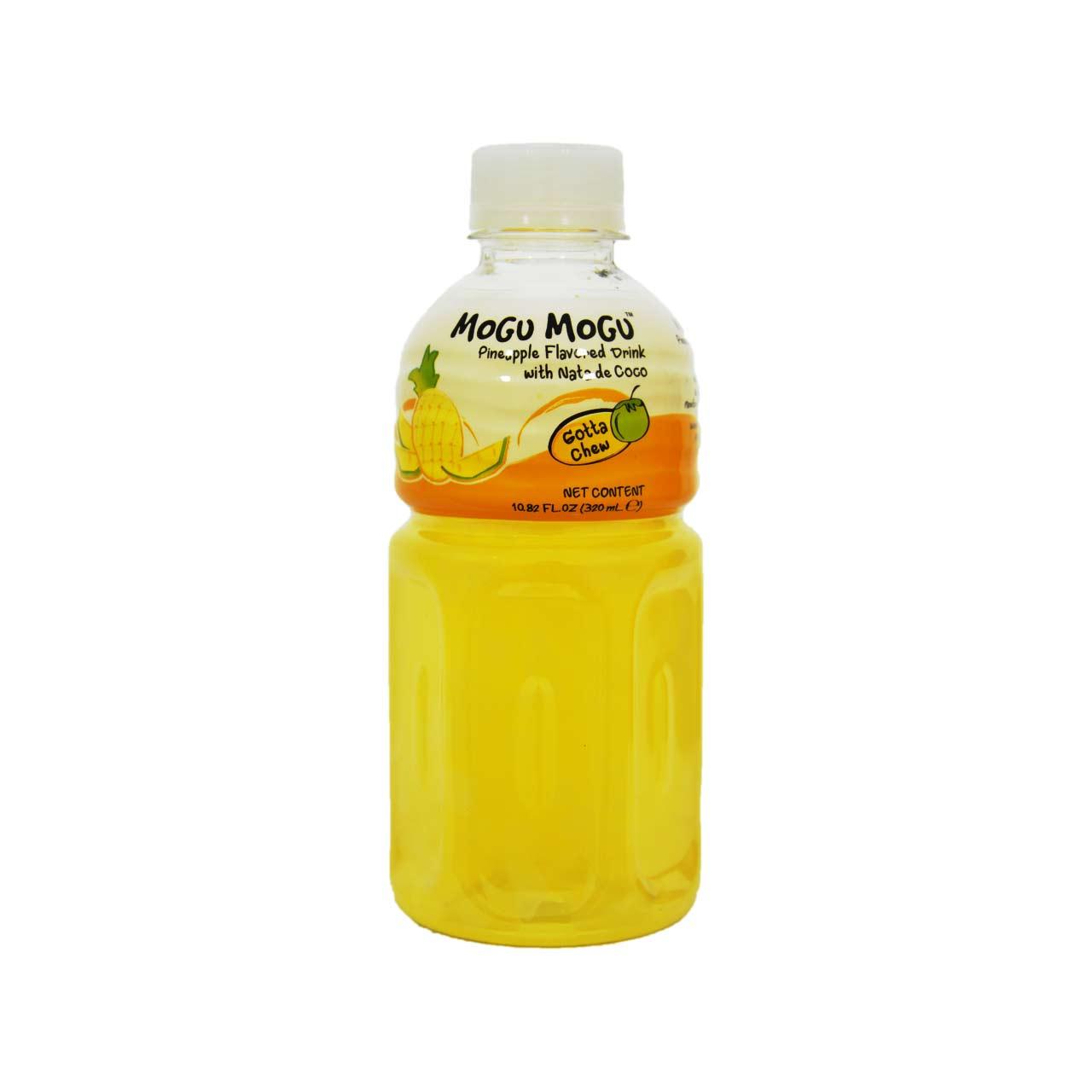 موگو موگو آناناس