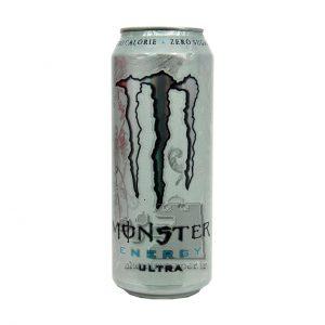 نوشیدنی انرژی زا سفید مانستر